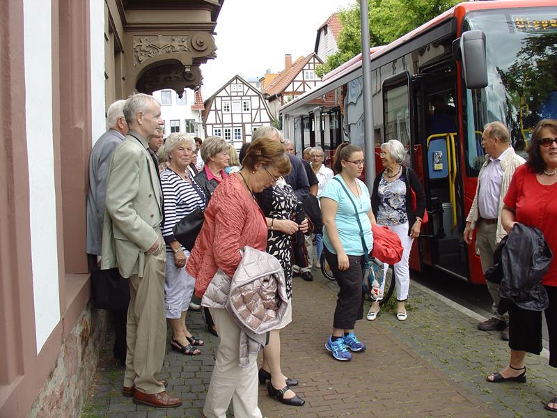 Fahrt zu den Bad Hersfelder Festspielen 17.07.2016
