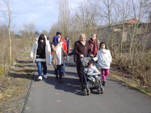 Unterwegs nach Ascherode