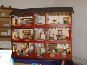 Haus der Familie Kleinschmidt